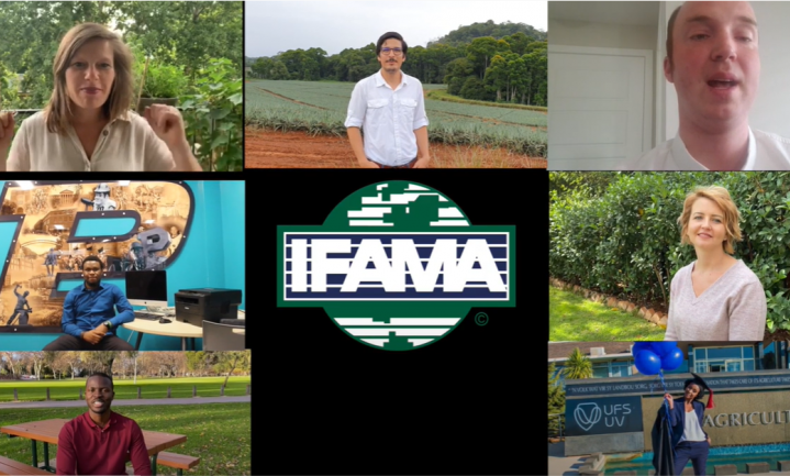 Introducing the IFAMA Young Board