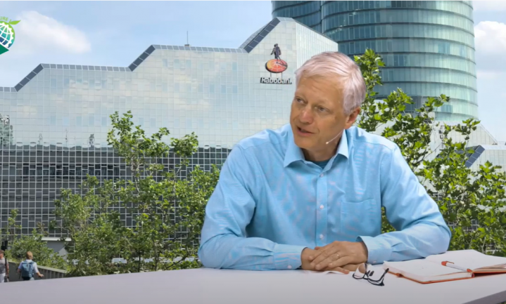 Berry Marttin, Rabobank: 'We are going to create a new normal'